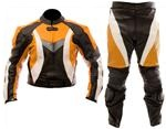 Dirt Bike Motocross Lederkombi