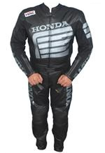 Honda zweiteilige Motorrad Lederkombi