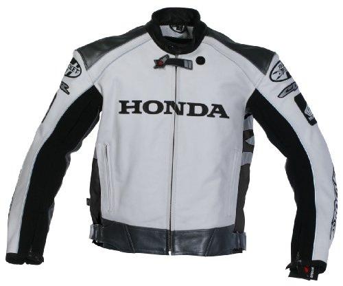 Honda Motorrad Lederjacke