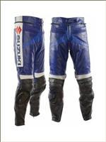 Suzuki Motorrad Rennsport Lederhose