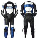 Yamaha Profi Motorrad Lederkombi