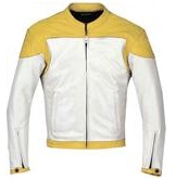 veste de moto simple