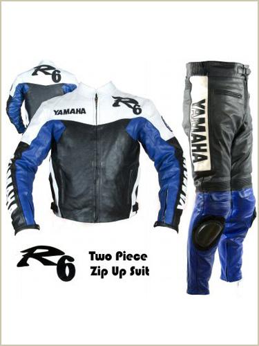 Noir Moto Combinaison De Course R6 Bleu Yamaha Blanc rCxWQeBodE