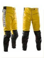 Yamaha cuir de moto pantalon