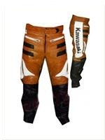 Kawasaki Leather Trouser
