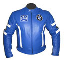 BMW Motorcycle Racing Leather Jacket