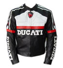 Ducati Motorcycle Leather Jacket