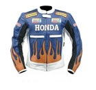 Stylish Honda Leather Jacket
