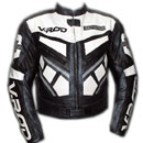 V-ROD Motorcycle Leather Jacket