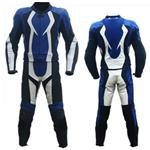 one 1 piece motorcycle racing leather suit