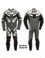Yamaha R Racing Leather Suit